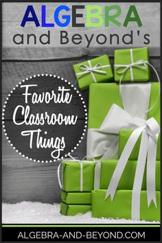 MY FAVORITE CLASSROOM THINGS , These are any items that any teacher needs for their classroom! Quality items that teacher tested and approved. Great for gifts for teachers for Christmas, beginning of the year, or teacher appreciation! Math Teacher, Teaching Math, Math Class, Teacher Tips, Practice Math Problems, Math Work, High School Classroom, Secondary Math, Math Lessons