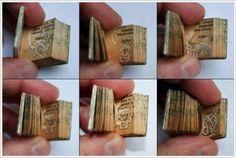 small books bonsai Ação Crítica: O divertido mundo das miniaturas