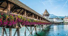 Montags-Update Nr. 15: Eine Liebeserklärung an Luzern & die Schweiz #Blog #SwissAmbassador