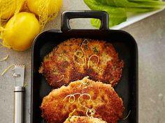 Sitruunaiset porsaankyljykset - Reseptit Grill Pan, Tandoori Chicken, Grilling, Food And Drink, Veggies, Dinner, Ethnic Recipes, Kitchen, Koti