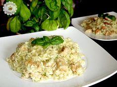 Grzybowe risotto z indykiem | Smakołyki i koraliki