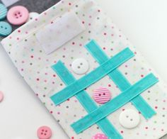 Make this fun notebook cover tutorial to cover a journal or a composition notebook. Fun and easy sewing project (great for kids!).