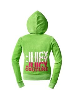 juicy couture... love the green :)