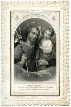 Novena to St. Joseph, with tons of Feast Day activities for kids from Sanctus Simplicitus