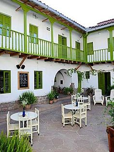 Ninos Hotel in Cusco, Peru.  $50/night for 2 twin beds.  All proceeds go to Ninos Unidos Peruanos Foundation.