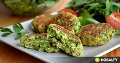 To je nápad! Falafel, Salmon Burgers, Avocado Toast, Sprouts, Zucchini, Chips, Vegetables, Breakfast, Ethnic Recipes
