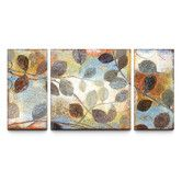 Found it at Wayfair - Autumn Muse Textured Triptych 3 Piece Painting Print on Canvas Set
