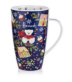 Harrods   and Christmas at Harrods and Harrods mugs... bout covers it.. haha