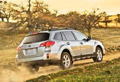 Subaru Outback oh, how I love this car.