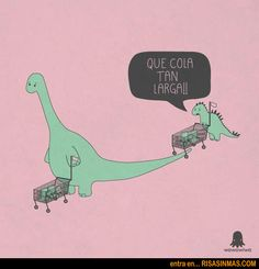 "Spanish jokes for kids, chistes para niños. Spanish words: word play ""cola."" #learn #spanish"