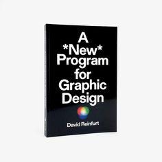 A New Program for Graphic Design – Counter-Print Book Design, Cover Design, Design Design, Free Graphic Design Software, Visual Literacy, New Program, Late 20th Century, Communication Design, Case Study