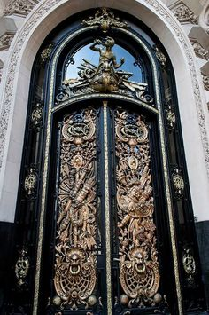 Magnificent door