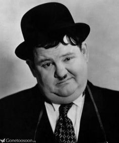 Oliver Norvell Babe Hardy born Norvell Hardy January 18 1892 August 7 1957 was an American comic actor and one half of Laurel and Hardy the classic Laurel And Hardy, Stan Laurel Oliver Hardy, Great Comedies, Classic Comedies, Comedy Duos, Abbott And Costello, Cinema, Hollywood Actor, Silent Film