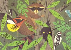 Amazon.fr - Charley Harper: An Illustrated Life - Charley Harper, Todd Oldham - Livres