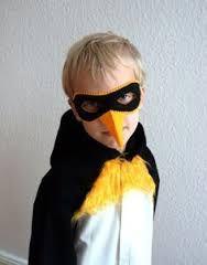 Afbeeldingsresultaat voor pinterest verkleden in pinguin