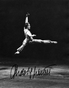 Signed Photograph of Rudolf Nureyev
