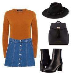 """So Retro"" by bigredbriklyn on Polyvore featuring Jaeger, MANGO, Paul Smith and Red Herring"