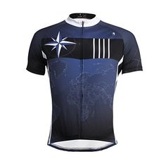 5006f97fe Amazon.com   PaladinSport Men s Breathable Road Bike Clothing and Shorts  Cycling Set   Sports   Outdoors