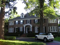 Chicago Filming Locations: Home Alone House in Winnetka