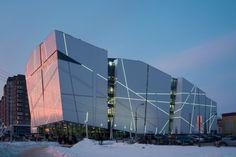 vershina trade and entertainment center  erick van egeraat architecture