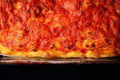Pizza in teglia: l'impasto sano e fatto in casa