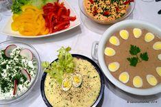 Pate de ficat de pui, de vitel sau de porc   Savori Urbane Guacamole, Hummus, Cooking Recipes, Tasty, Vegetables, Ethnic Recipes, Food, Honey, Salads