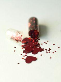 Shit that glitter pill