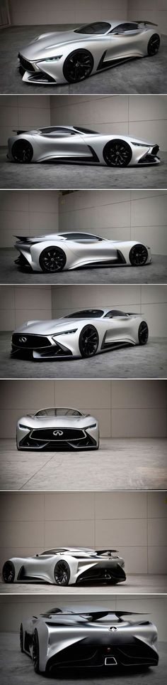 Infiniti Concept Vision GT :: done for Gran Turismo 6 just nasty