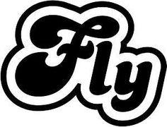 2x Fly Decal ,JDM Sticker ,Car Decals ,Bumper Sticker ,VW ,VDUB