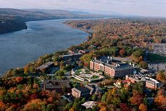 Located just three miles from the Marist Campus, students love to eat at the Culinary Institute of America