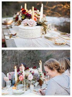 A festive autumn/winter gathering for friends | photo by Kelli Trontel | Smitten Magazine | Volume 12: the Effortless Issue