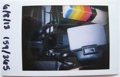 From my Analog 365 Project, this is Day 159: a box full of vintage Polaroid cameras I recently acquired.