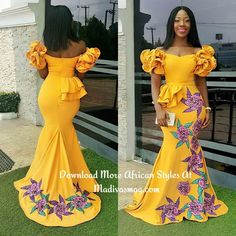 THE ABSOLUTE BEST ANKARA ASO EBI STYLES FROM THIS PAST WEEKEND | Madivas