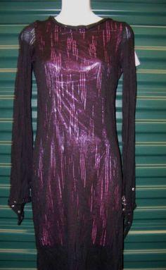 LIP SERVICE Ssssnaggle Pusssss long dress #37-14 - black/BLUE size S-L