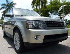 2011 Land Rover Range Rover Sport Ipanema Sand #landroverpalmbeach #landrover #rangerover http://www.landroverpalmbeach.com/