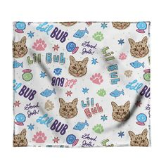 BUB Scribble Blanket