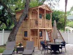 Image Result For Garden Shed Playhouse Combo | Shed / Workshop / Playhouse  Ideas | Pinterest | Playhouses, Treehouse And Backyard