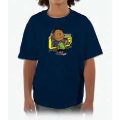 My Name's Franklin Snoopy Kids and Youth T-Shirt