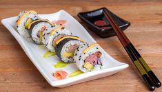 Slapilicious BBQ Pulled Pork Sushi Roll | Slap Yo' Daddy BBQ