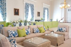 blue and green wedding style calder clark designs leigh webber photography