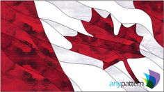 Canadian Flag - 25 x 14 Making Stained Glass, Stained Glass Flowers, Faux Stained Glass, Stained Glass Lamps, Stained Glass Designs, Stained Glass Panels, Stained Glass Projects, Stained Glass Patterns, Mosaic Glass