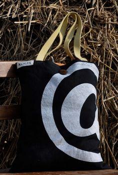 #@ design Tote bag. 100% Cotton #Canvas Tote bag from #Kolpa, #Nepal