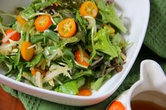Summer Kumquat and Citrus Salad - A Little Rosemary and Time
