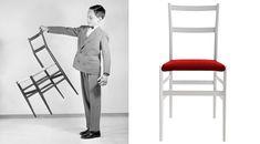 Designline Wohnen - Produkte: Superleggera | designlines.de