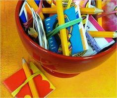 #repurposed food box #notebooks http://www.scjohnson.com/en/family/family-economics/10-08-16/Repurposed-Boxes-Notebook-Fun.aspx