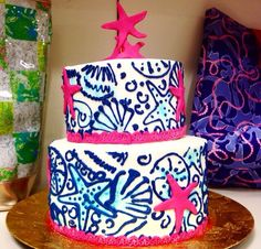 Lilly Pulitzer- She She Shells