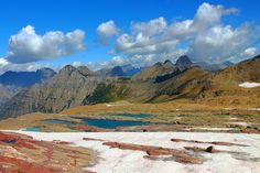 Sperry Glacier - Glacier National Park