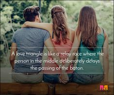 love triangle quotes and sayings tagalog