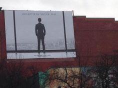 Christian Grey billboard in his hometown, Seattle!  Thanks to @ljackson_80