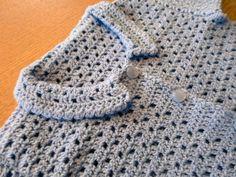 DIY – hæklet baby trøje   Tøse-streger Blanket, Crochet, Diy, Fashion, Creative, Moda, Bricolage, Fashion Styles, Ganchillo